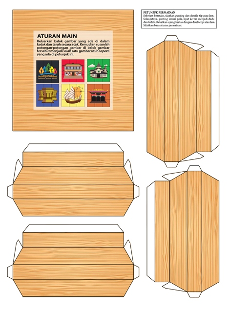 kotak kubus