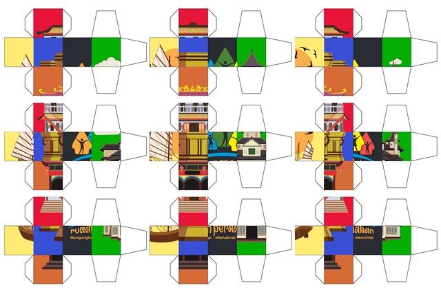 puzzle kubus